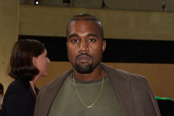 Kanye West Previews New Music, Gets Excited Over Fake Political Poll