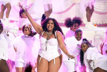 Lizzo Celebrates 6 Months On Vegan Diet With Self-Love Message