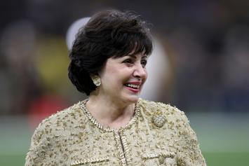 Saints Owner Gayle Benson Was Victim Of Attempted Carjacking