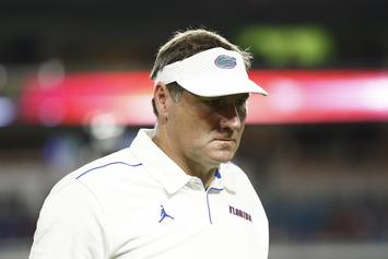 Florida HC Dan Mullen Tests Positive For COVID-19