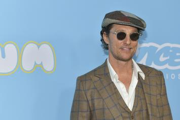Matthew McConaughey Says His Father Died While Having Sex With Mom