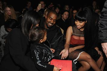 Kanye West Gifts Nicki Minaj All The Coolest Baby Yeezys