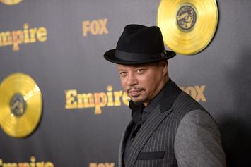 """Terrence Howard Claims """"Empire"""" Logo Stolen From """"Hustle & Flow"""" In Lawsuit"""