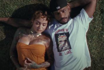 """Bryson Tiller Cozies Up With Kehlani In """"Always Forever"""" Visual"""