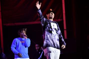 Clever Adds Chris Brown To Star-Studded Album Lineup