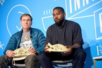 Kanye West Explains Why The Yeezy Foam Runner Is The Future Of Sneakers