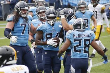 NFL Fines Titans $350,000 For COVID-19 Protocol Violations: Report