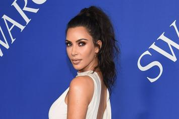"Kim Kardashian Gets Heavy Meme Treatment For ""Tone Deaf"" Birthday Celebration"