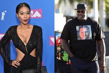 """Moniece Slaughter Says Shaq Dumped Her Because """"He Doesn't Like To Be Questioned"""""""