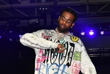 Hoodrich Pablo Juan Was One Of 25 Arrested On RICO Charges
