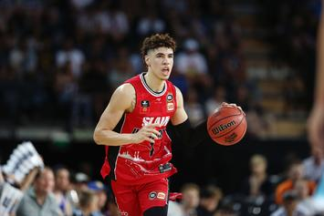 LaMelo Ball Rumored To Be At Risk Of Falling Outside Of Top 5