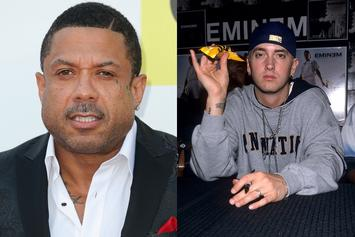 Benzino Unleashes Years Of Resentment Upon Eminem