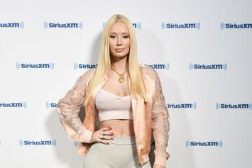 Iggy Azalea Goes Topless & Previews New Music In Bed