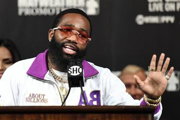 """Adrien Broner Rejects Celina Powell: """"All P*ssy Is Not Good P*ssy"""""""