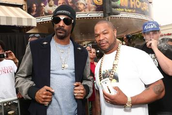 Snoop Dogg, Xzibit, DJ Quik & More Reunite In Studio