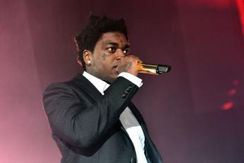 "Kodak Black Is Ready To Drop ""Bill Israel"""