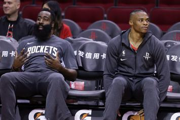 "Harden & Westbrook ""Concerned"" About Rockets Future: Report"