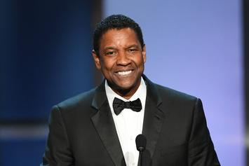Denzel Washington Fans Panic After News Of A Fire At His Mansion Surface