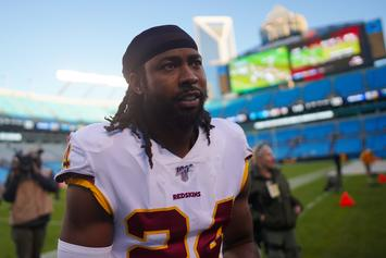 Josh Norman Tests Positive For COVID-19