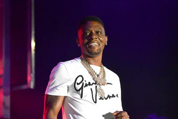 Boosie Treated For Gunshot Wound After Dallas Shooting