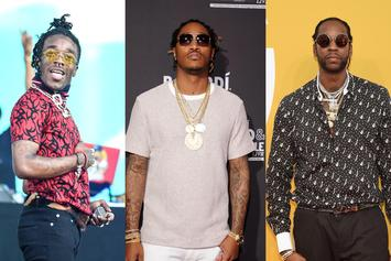 Future & Lil Uzi Vert, 2 Chainz First-Week Sales Projections Are In