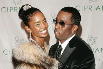 """Diddy Honors Kim Porter On 2nd Anniversary Of Her Death: """"LOVE YOU FOREVER"""""""