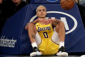 "Kyle Kuzma Deactivates Twitter: ""Enough Disrespect On My Name"""