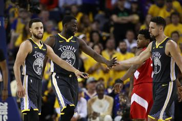 "Steph Curry & Draymond Green ""Hurt"" Over Klay Thompson Injury"