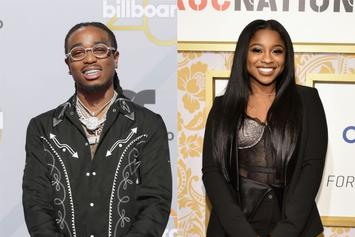 Quavo Addresses Random Reginae Carter Rumors