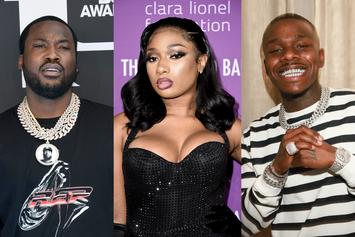 "Meek Mill, DaBaby & Megan Thee Stallion Light Up This Week's ""Fire Emoji"" Playlist"