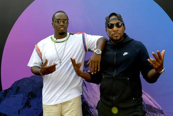 """Diddy Showers Gucci Mane & Jeezy With Praise For """"Verzuz"""""""