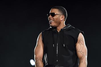 """Nelly Performs Throwback Hits From """"Country Grammar"""" At 2020 AMAs"""