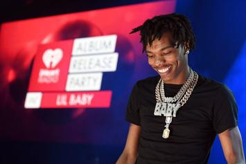 QC's P Disses GRAMMY Awards For Lil Baby's AOTY Snub