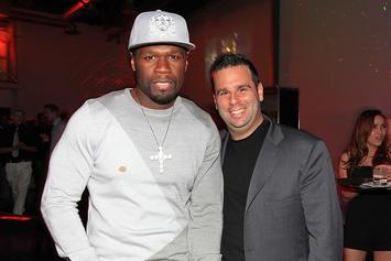 """50 Cent Re-Ignites Randall Emmett Feud: """"Nobody Wants To Work With You"""""""