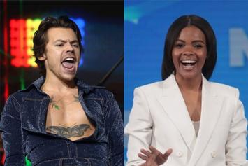 Harry Styles Hits Candace Owens With Epic Comeback