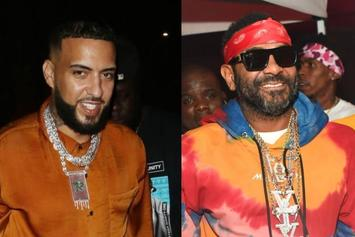 "French Montana & Jim Jones Have Agreed To Appear Together On ""Verzuz"""