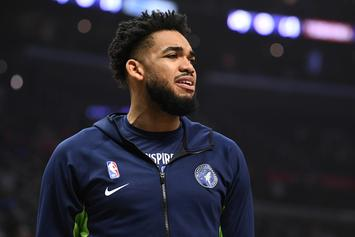 Karl-Anthony Towns Reveals He's Lost 7 Family Members To COVID-19