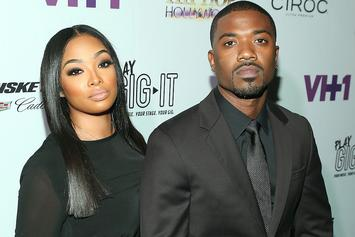 """Princess Love Tells Ray J To """"Live His Life"""" After Kissing Another Woman"""