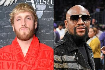 "Logan Paul Wants To Make History With Floyd Mayweather Fight: ""This Is Crazy"""
