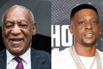 "Bill Cosby Thanks Boosie Badazz For Tweeting ""Free Bill Cosby"""