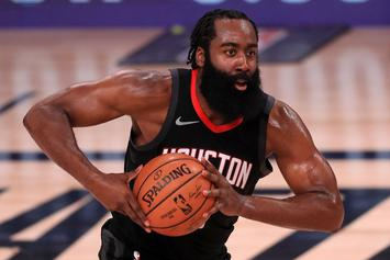 """James Harden Accused Of """"Chasing Rappers Around"""" By Stephen Jackson"""