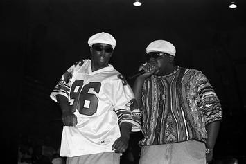 Diddy Says Biggie Wanted To Manage His Rap Career