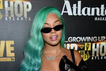 Mulatto Gifted With Large Framed Print Of Nicki Minaj's Tweet To Her
