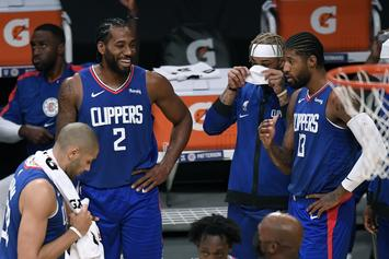 NBA Set To Investigate Kawhi Leonard's Clippers Signing
