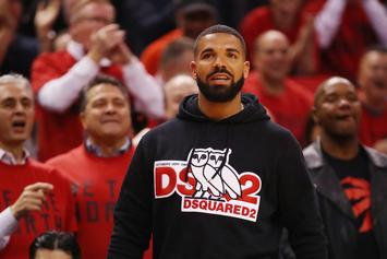 "Drake Is Back In The Gym As He Preps For ""Certified Lover Boy"""