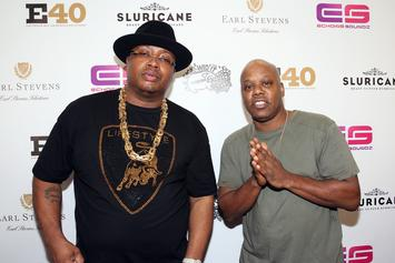 """E-40's Dance Moves On """"Verzuz"""" Was The Highlight Of The Evening"""