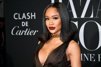 """Saweetie Claps Back At Hater During Verzuz Battle: """"Don't Be Mad At Me"""""""