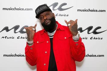 Rick Ross Gives Back With Massive Toy Drive Initiative