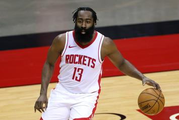James Harden Could Miss Rockets' Season Opener Over Maskless Strip Club Video