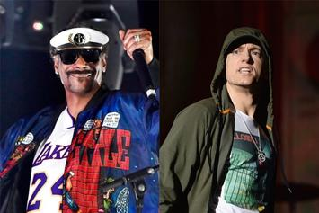 "Snoop Dogg Subliminally Responds To Eminem's ""Zeus"" Diss"